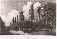 voyage pittoresque et historique de l'espagne by alexandre de laborde