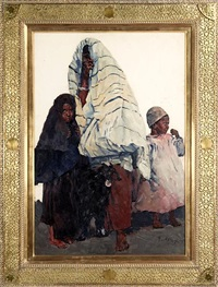 a maghrebi family by erich wolfsfeld