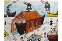 port scene by simeon stafford