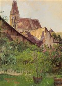 weissenkirchen by heinrich tomec