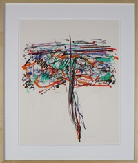 tree i by joan mitchell