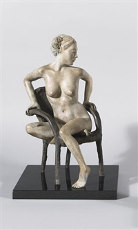 ellen in the chair by patrick campbell