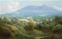 mountainous landscape by soerjosoebroto abdullah
