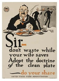 sir, don't waste while your wife saves by crawford young