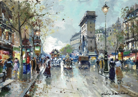 Porte St Denis By Antoine Blanchard On Artnet Listen to denis blanchard | soundcloud is an audio platform that lets you listen to what you love 4 followers. porte st denis by antoine blanchard on artnet