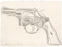 gun by andy warhol