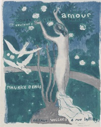 couverture: amour by maurice denis