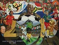 coupe du monde en afrique du sud by jp mika
