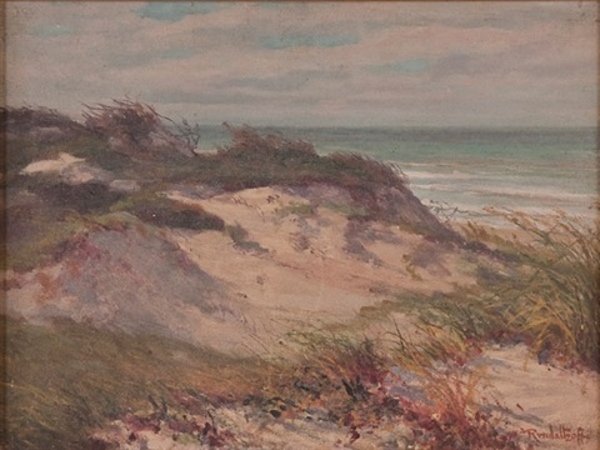 sand dunes by mikhail rundaltsov