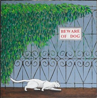 beware of the dog by farid abu-shakra
