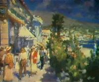 la promenade de yalta by piotr smoukrovitch