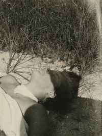 the first hour of the hot sun by lászló moholy-nagy