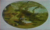 spring by george fern smith