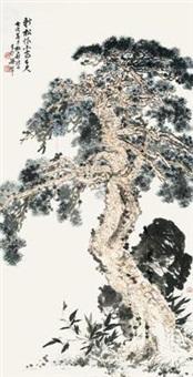 新松恨不高千尺 by liang shunian