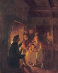 a merry company by jan hendrik van grootvelt