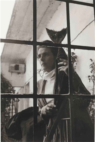 leonora carrington y muñeca by kati horna
