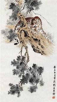 树豹 by liu kuiling