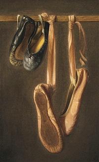 four ballet shoes by stuart morle