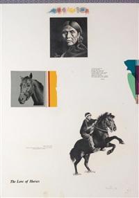the love of horses by giorgio albertini