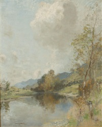 quiet water by robert macaulay stevenson