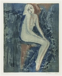 Floating Nude, 1996