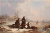 wintervergnügen by a. weber