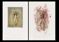 various prints (6 works) by kuniyoshi kaneko