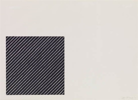 sabine pass by frank stella