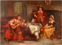 a cavalier's ballad by john sanderson-wells
