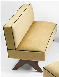 sofa from chandigarh, india by pierre jeanneret