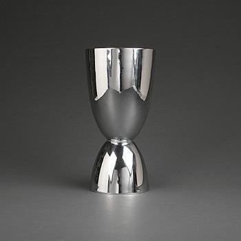 Prototype Chrome Vase By Russel Wright On Artnet
