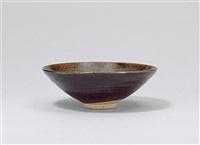a chawan (teabowl) by ishiguro munemaro