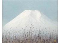 mt.fuji by somei tsubouchi