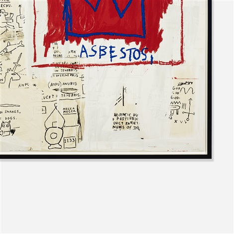 untitled per capita by jean michel basquiat