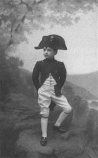 portrait eines jungen by paul nadar
