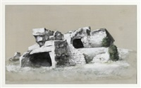 ruine by volkmar gross
