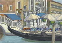 canal venice by helen greene musgrave