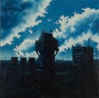 studio per torre velasca by francesco de grandi