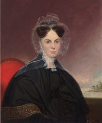 elizabeth penfield by william sidney mount