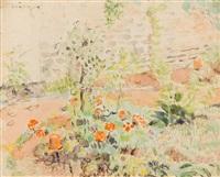 petit jardin by georges lemmen
