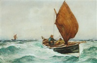 off to the fishing grounds by ernest dade