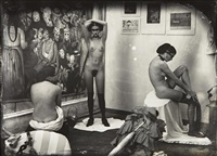 three kinds of women, mexico city by joel-peter witkin