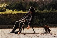 michael dying - godfather iii, sicily 1989 by steve schapiro