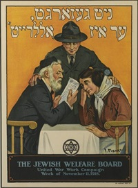 the jewish welfare board by josef foshko