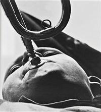 pionero trompetista, 1930 by alexander rodchenko