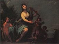 allegoria della musica by mauro (picinardi) piccinardi