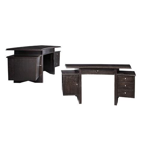fushion desks pair by nancy corzine