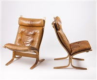 siesta chairs (pair) by ingmar anton relling