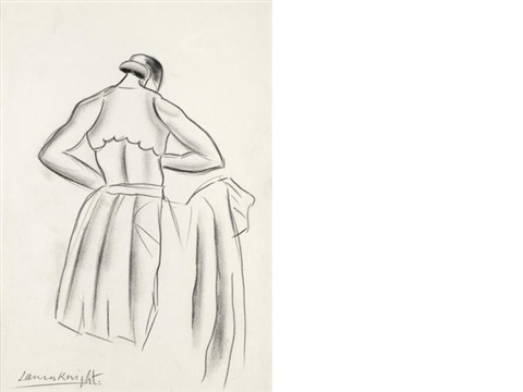 a dancer dressing 2 others 3 works by dame laura knight