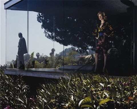 w, september, no.3, 1997 by philip-lorca dicorcia